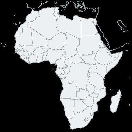 CSSMap - Africa