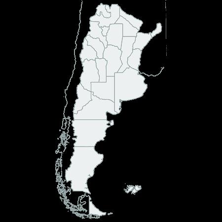 CSSMap - Argentina