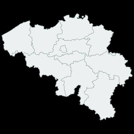 CSSMap - Belgium