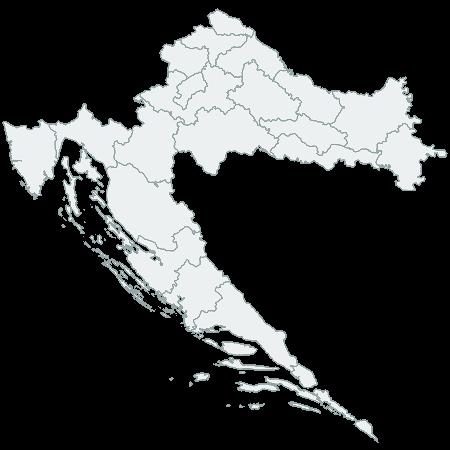 CSSMap - Croatia