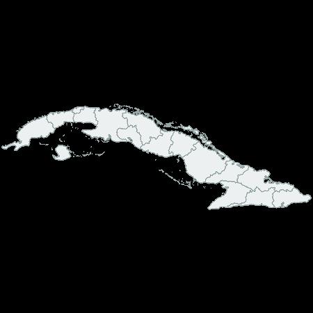CSSMap - Cuba