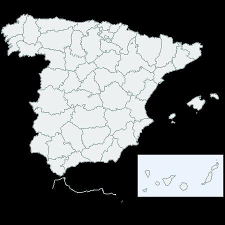 CSSMap - Spain