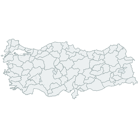 CSSMap - Turkey