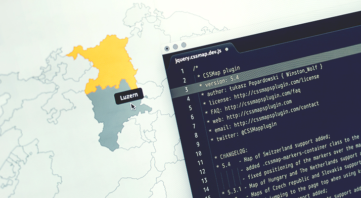 CSSMap blog cover - Midsummer updates