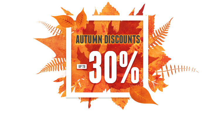 CSSMap Blog - Autumn discounts cover