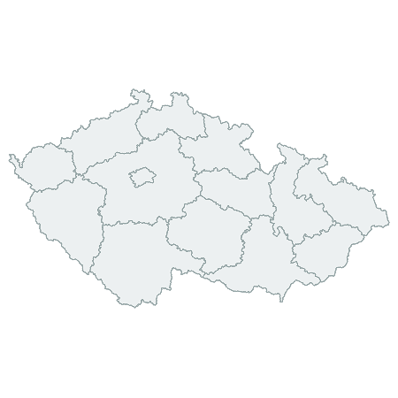 CSSMap - Czech Republic