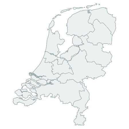 CSSMap - The Netherlands