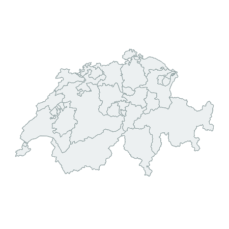 CSSMap - Switzerland