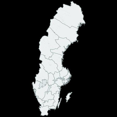 CSSMap - Sweden